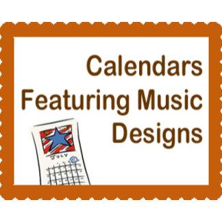 Calendars and calendar type designs