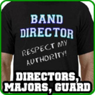 Directors, Majors & Guard