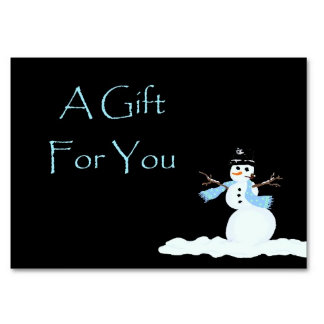 ♦ Gift Cards