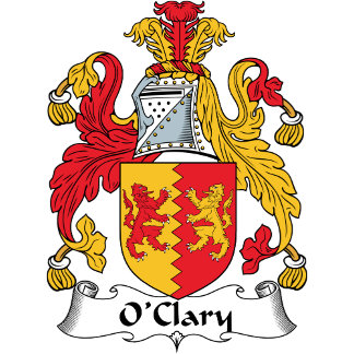 O'Clary Coat of Arms