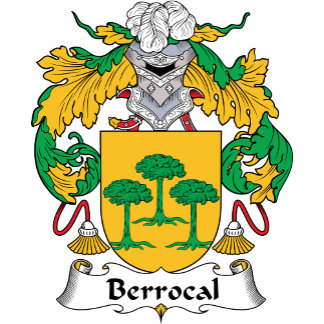 Berrocal Family Crest