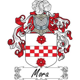 Mora Family Crest