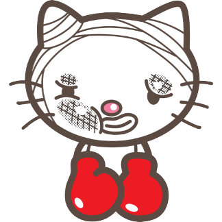 Boxing Kitty
