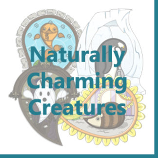 Naturally Charming Creatures
