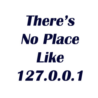 Theres No Place like 127001