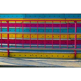 carnival ride steps