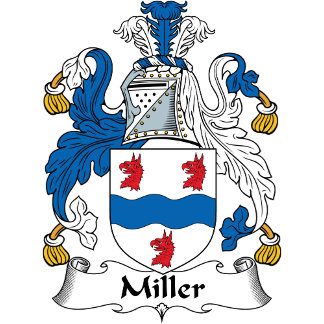 Miller Coat of Arms