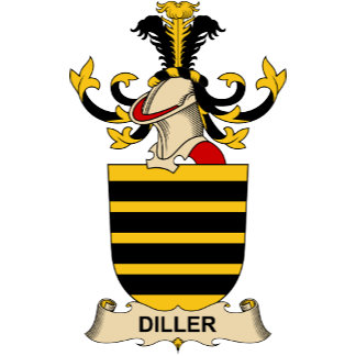 Diller Coat of Arms