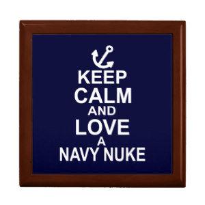 Keep Calm and Love a Navy Nuke