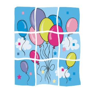 Balloon Jigsaw