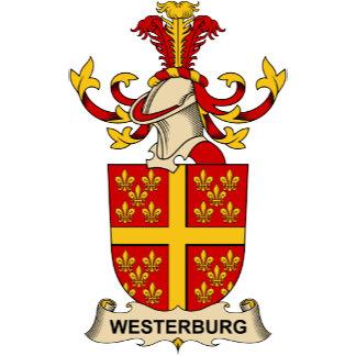 Westerburg Family Crest