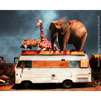 Whimsical Kitschy Pop Art and Photography