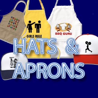 hats & aprons