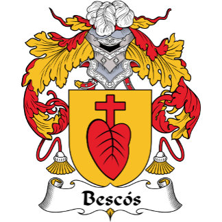 Bescos Family Crest