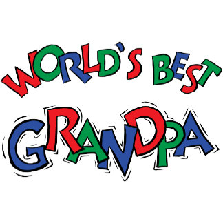 World's Greatest Grandpa T-Shirts Gifts