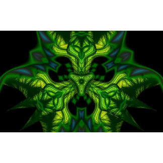 The Green Man Goblin – Emerald and Gold Mask