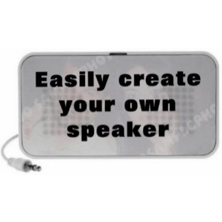 Easily create your own custom Doodle speaker