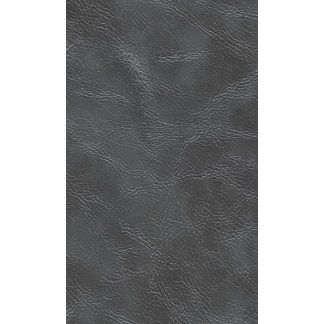 Dark Grey Faux Leather Texture