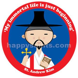 St. Andrew Kim