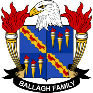 Ballagh Coat of Arms