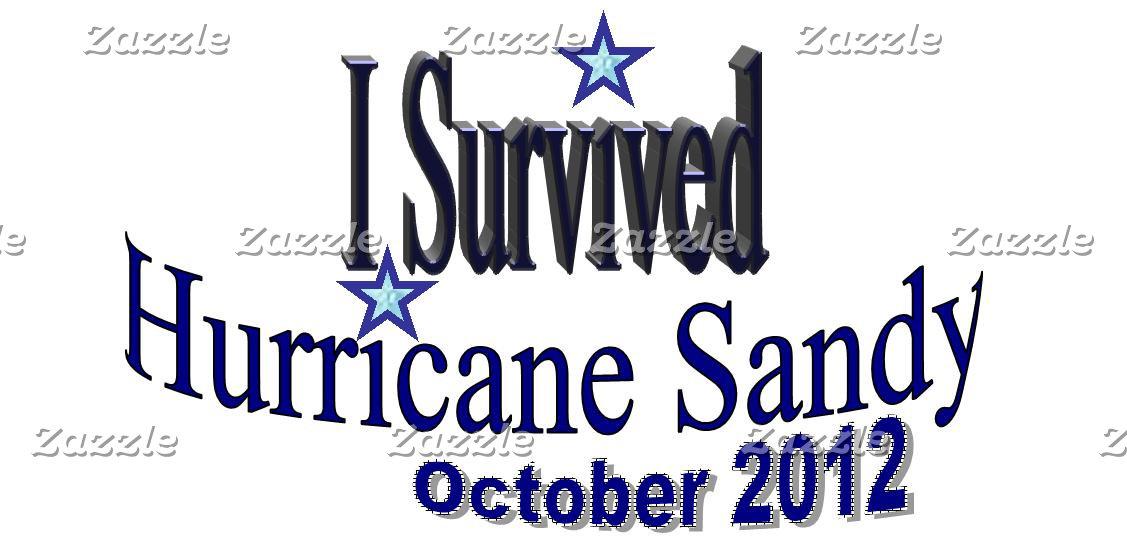 Hurricane SANDY Gifts