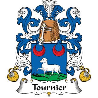 Tournier Family Crest