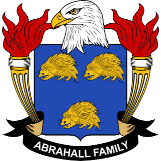 Abrahall Coat of Arms