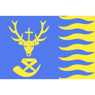 Saint-Hubert, Belgium, Belgium flag