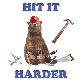 Hit Harder Bear