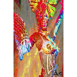 AFRO CUBAN FLAIR ART BY LIZ LOZ