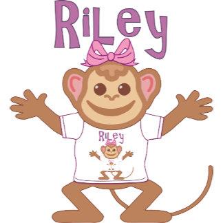 Little Monkey Riley