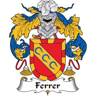 Ferrer Family Crest