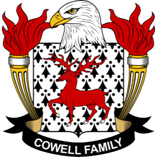 Cowell Coat of Arms