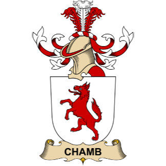 Chamb Family Crests