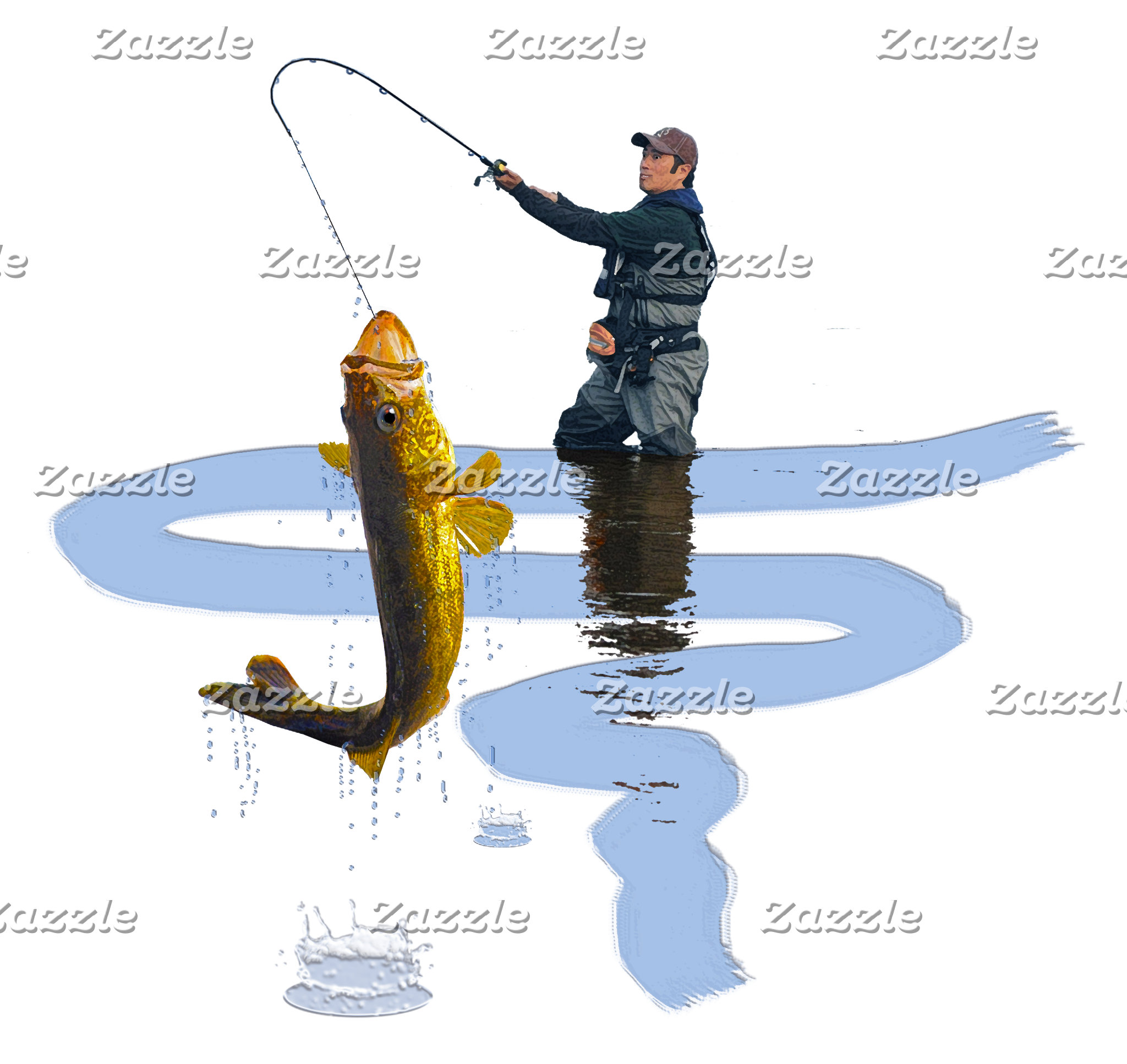 OUTDOOR SPORTS, FISHING, SKIING etc.