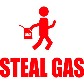 Steal Gas