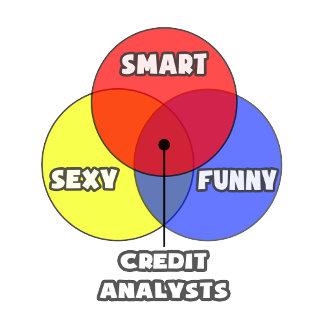 Venn Diagram .. Credit Analysts