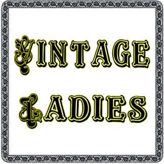 Vintage Ladies