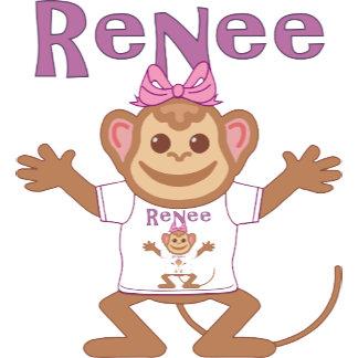 Little Monkey Renee