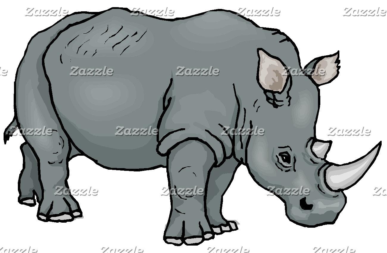 HIPPOS, RHINOS and TAPIRS