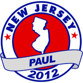 New Jersey Ron Paul