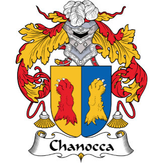 Chanocca Family Crest