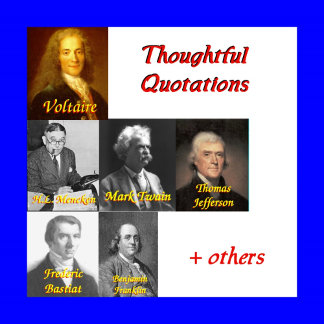 Thoughtful Quotations