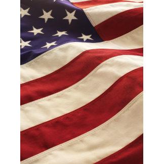"""American flag poster print"""