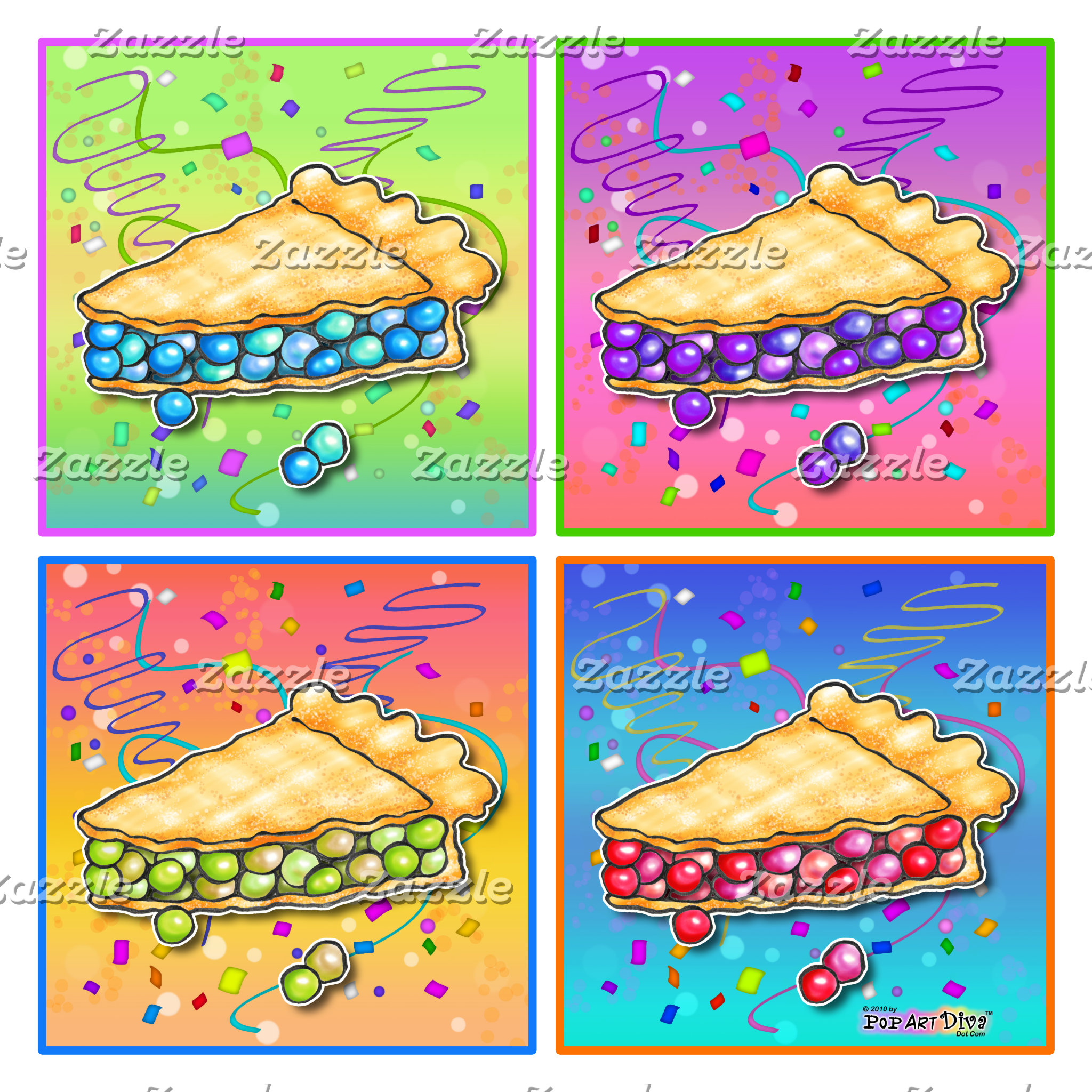 y. PIE POP ART