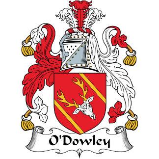 O'Dowley Coat of Arms
