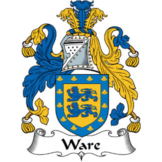 Ware Coat of Arms