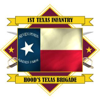 1st Texas Infantry