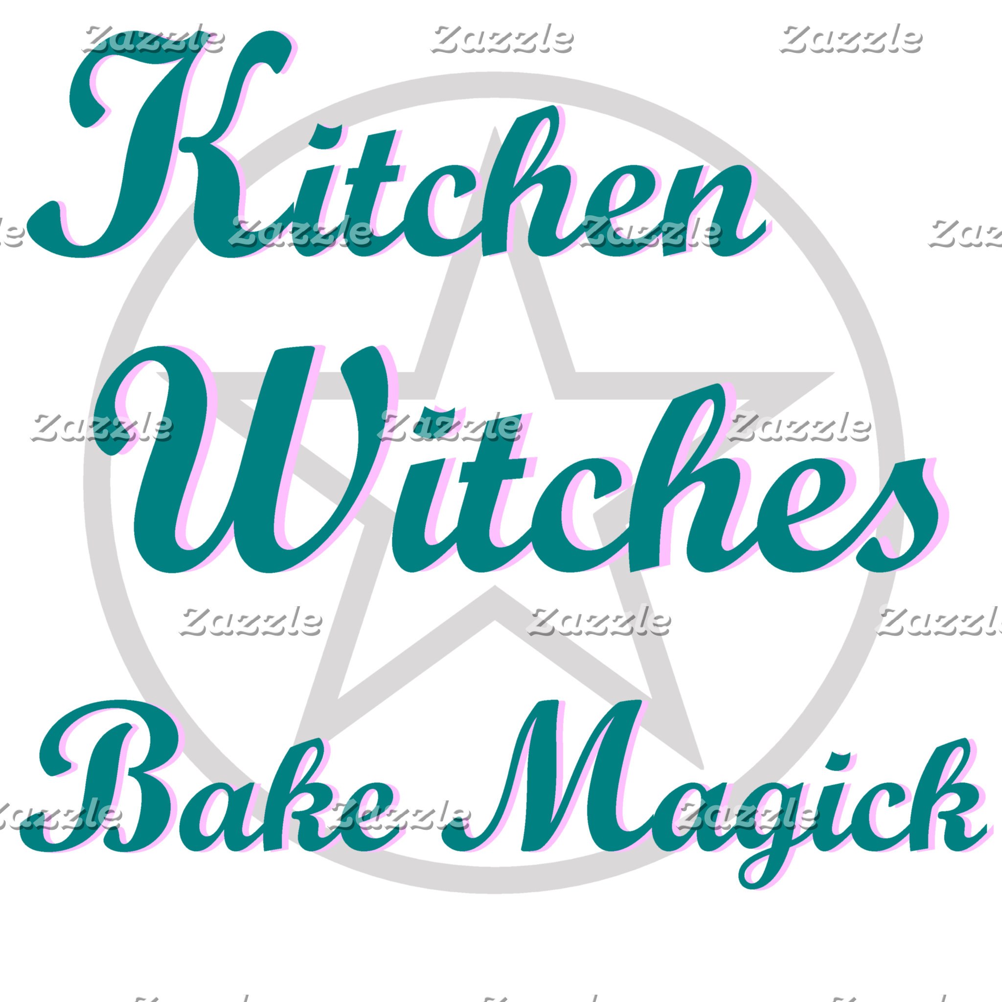 Kitchen Witch (Pentacle)