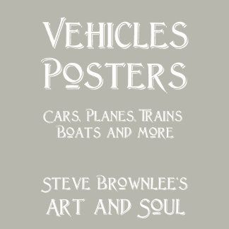 Transportation Posters